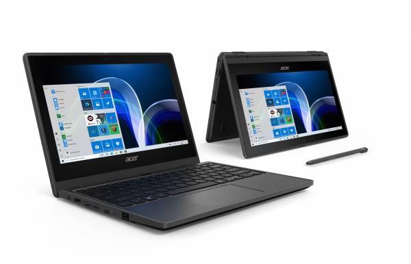 "Acer TM Spin B3 B311RN-31-P5KK 11.6""/N5030/4/128SSD/W10Pro/Education"