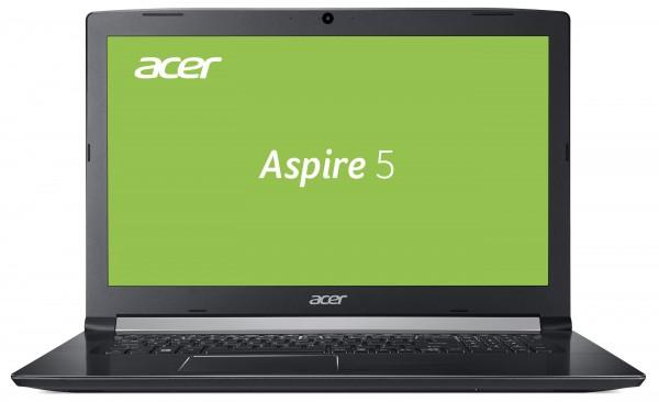 """Acer Aspire 5 A517-51-30Q1 43.9cm(17.3"""")i3-7020/4/1T/RW/W10"""