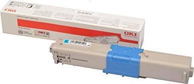 Toner Oki C332/MC363 cyan, 1.5K