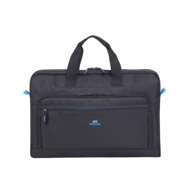 """Rivacase Regent II Notebook-Tasche bis zu 43.94cm (17.3"""") schwarz"""
