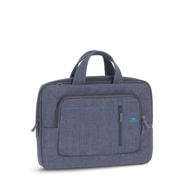 """Rivacase Alpendorf Notebook-Tasche bis zu 35.56cm (14"""") grau"""