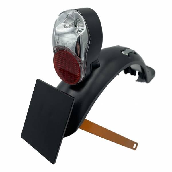 Trekstor Original Schutzblech inkl. Kennzeichenhalter & Rücklicht für EG31 E-Scooter