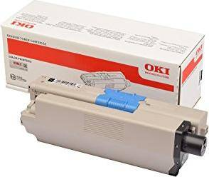 Toner Oki C332/MC363 schwarz, 3.5K