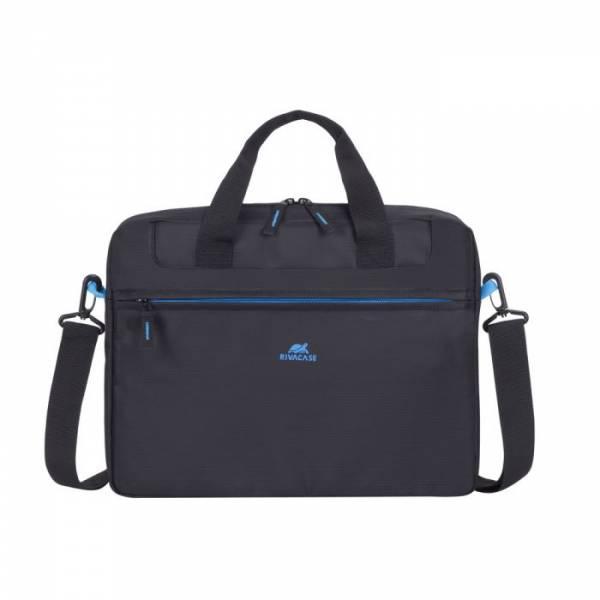 """Rivacase Regent II Notebook-Tasche bis zu 35.56cm (14"""") schwarz"""