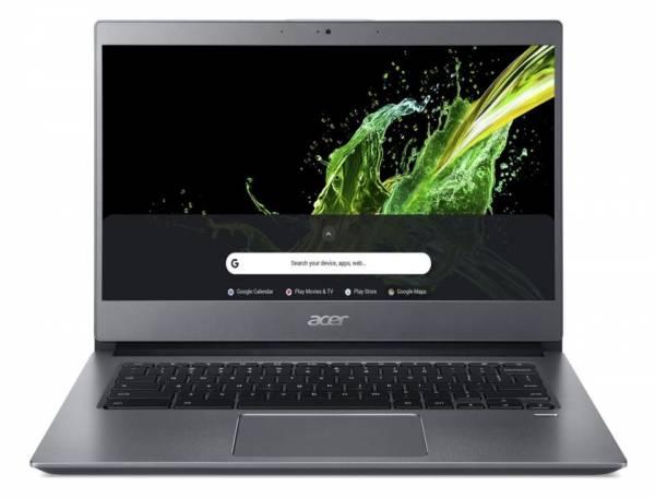 """Acer Chromebook 714 CB714-1WT-36MS 14""""/i3-8130/8/64/ChromeOS"""