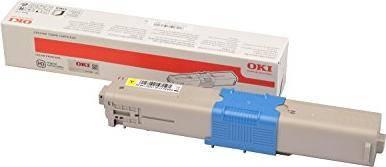 Toner Oki C332/MC363 gelb, 3K